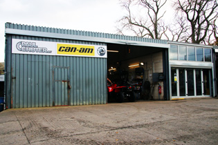 Paul Chuter ATV Showroom and Workshop
