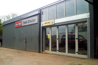 Paul Chuter Showroom and Workshop