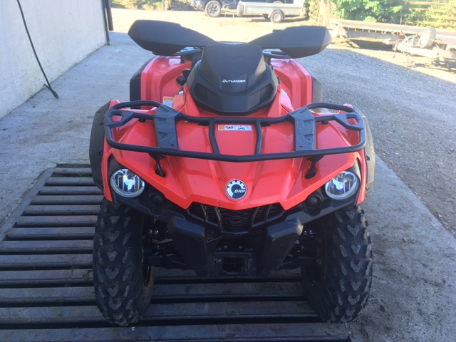 Can-Am Outlander 450 std int